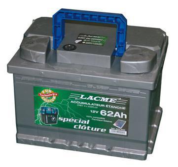batterie cloture