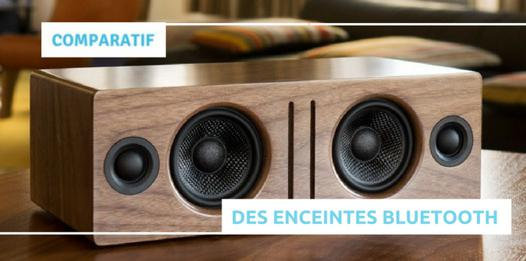 enceinte bluetooth comparatif