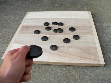 jeux de palet