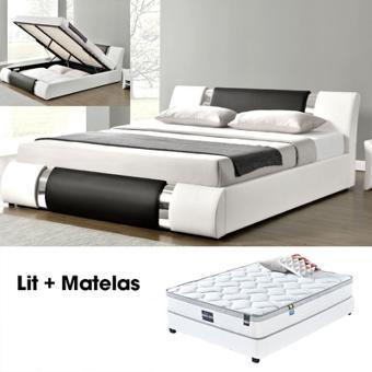 lit et matelas