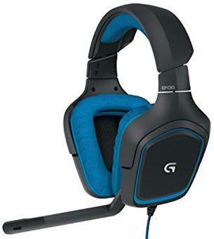 logitech g430