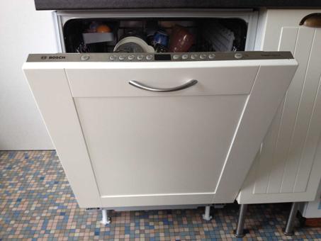 meuble pour lave vaisselle encastrable