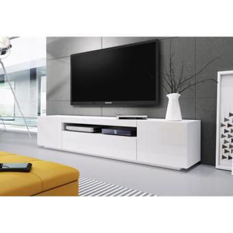 Comparatif Meuble Tv Blanc Le Meilleur De 2019 Avis Et Test