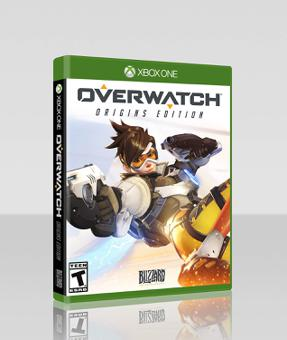 overwatch xbox one