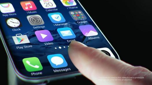 prochain iphone