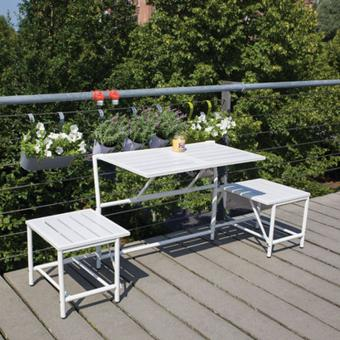 avis table pour balcon le test 2019. Black Bedroom Furniture Sets. Home Design Ideas