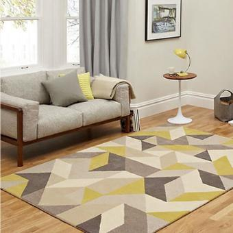 tapis salon scandinave