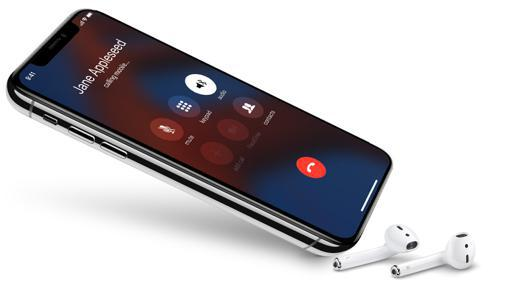 telephone iphone