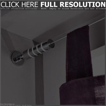 tringle rideau extensible 4m